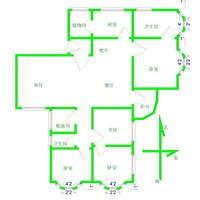 推推99广州房产网雅景花园出租房房源图片