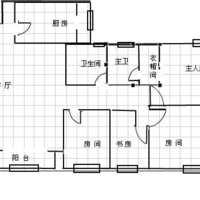 广州锦绣香江户型图
