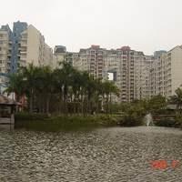 广州岭南新世界小区图片