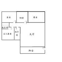 广州东明园户型图
