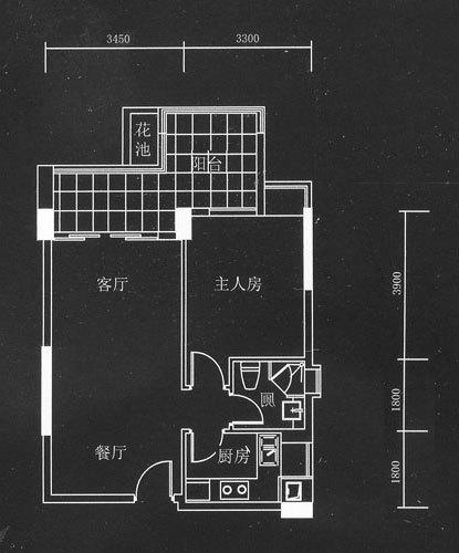 电路 电路图 电子 户型 户型图 平面图 原理图 415_500