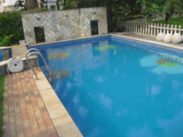 480方+500方花园!独栋别墅!带游泳池!保值房源!希有!