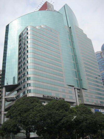 高盛大厦 1200方 格局方正 体育西办公室出租