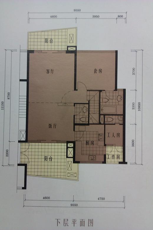 广州珊瑚湾畔租房房源图片