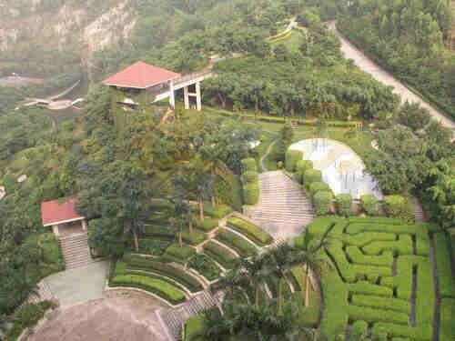 白云南湖半岛花园