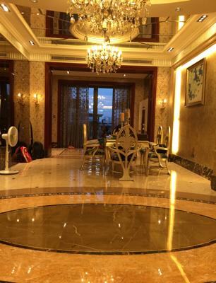 星河湾海怡半岛一号园南北对流,稀有客厅朝南,274