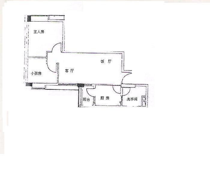 广州天力居户型图