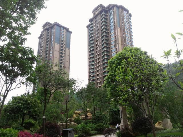 推推99广州房产网雅居乐富春山居出租房房源图片