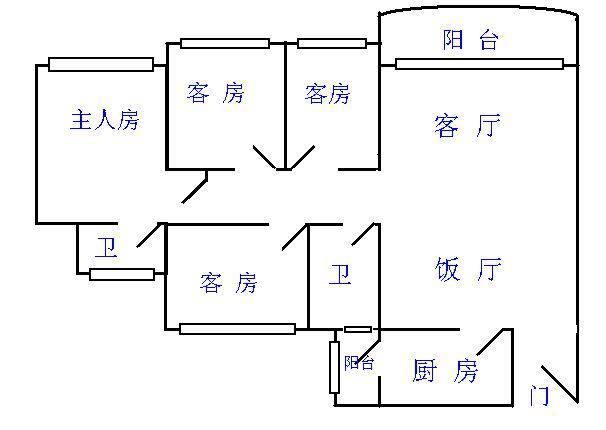 推推99广州房产网祈福名都户型图