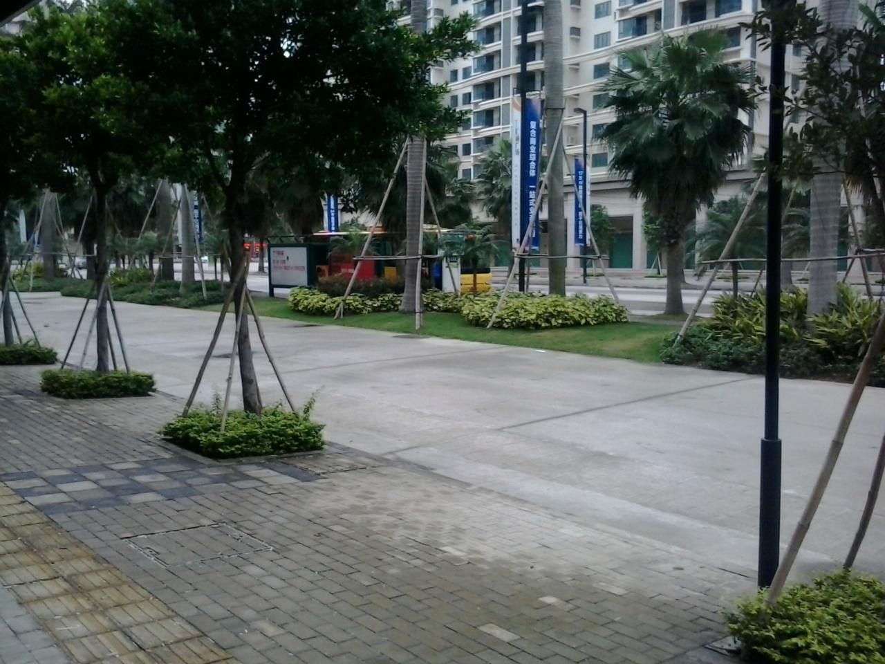 广州花都雅居乐锦城外景图
