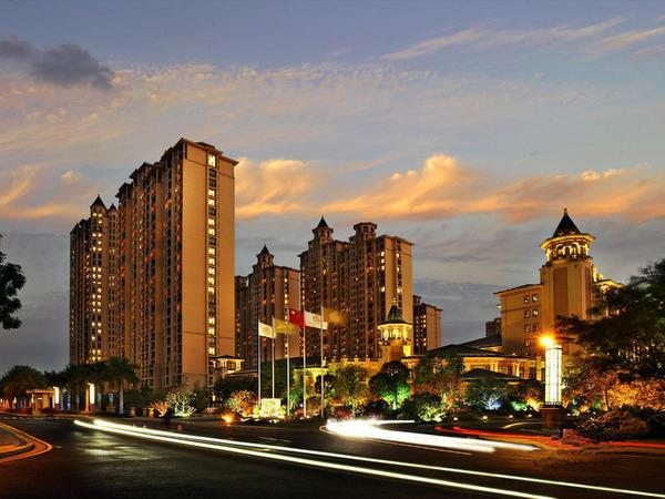 星河湾海怡半岛 豪华四房 高层园景