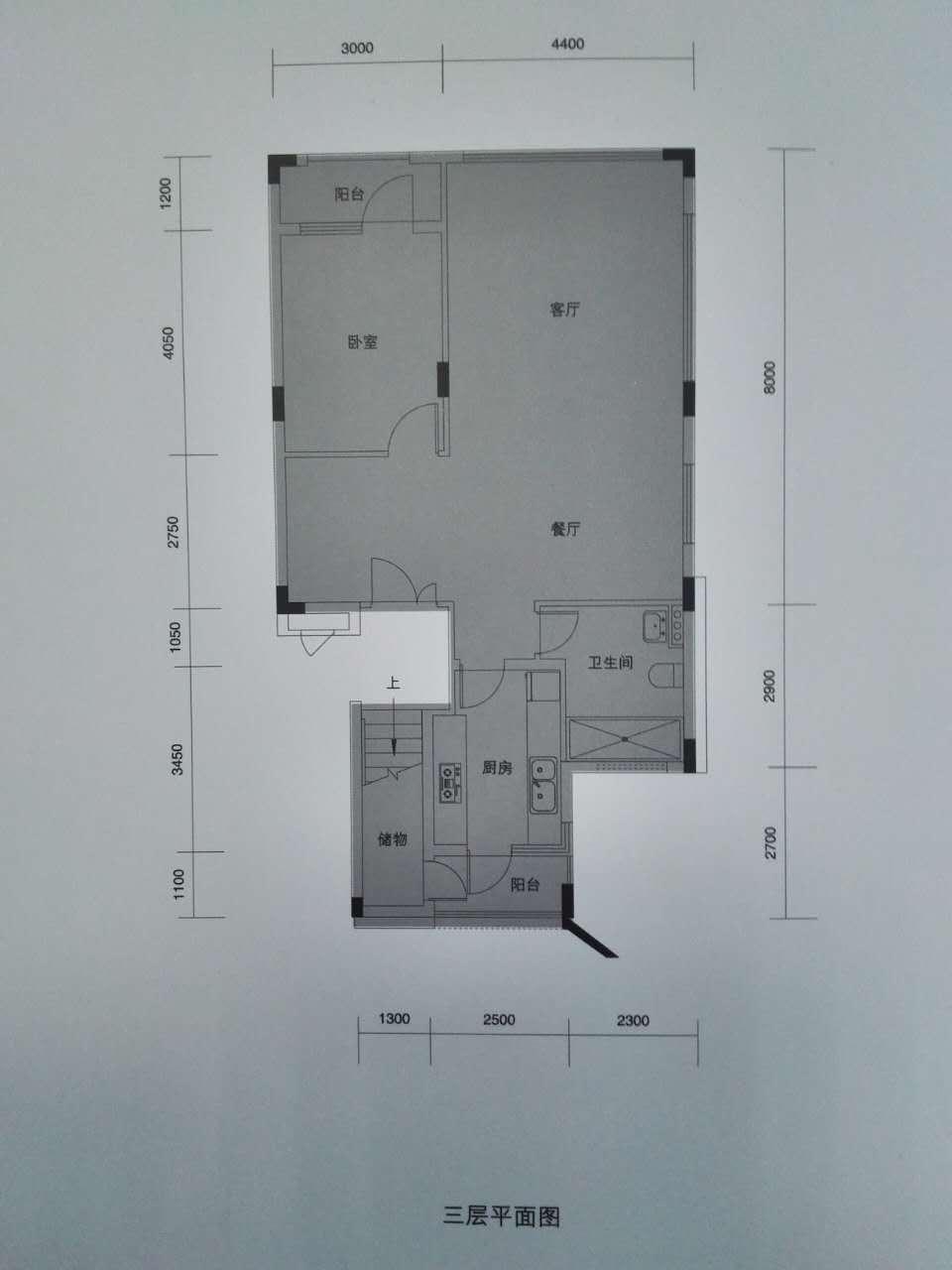 1212米三层别墅图纸