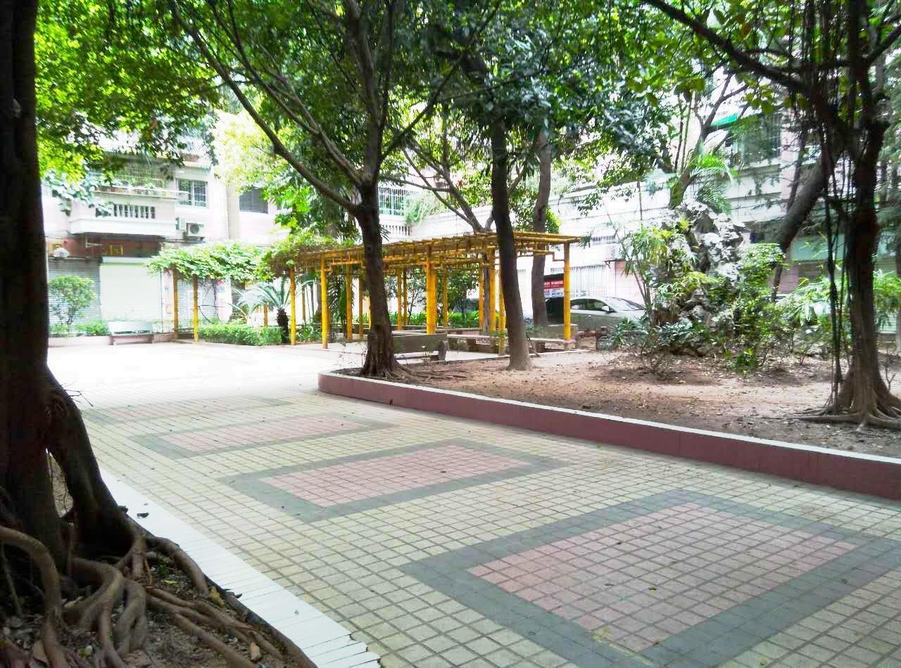 广州凤安花园外景图