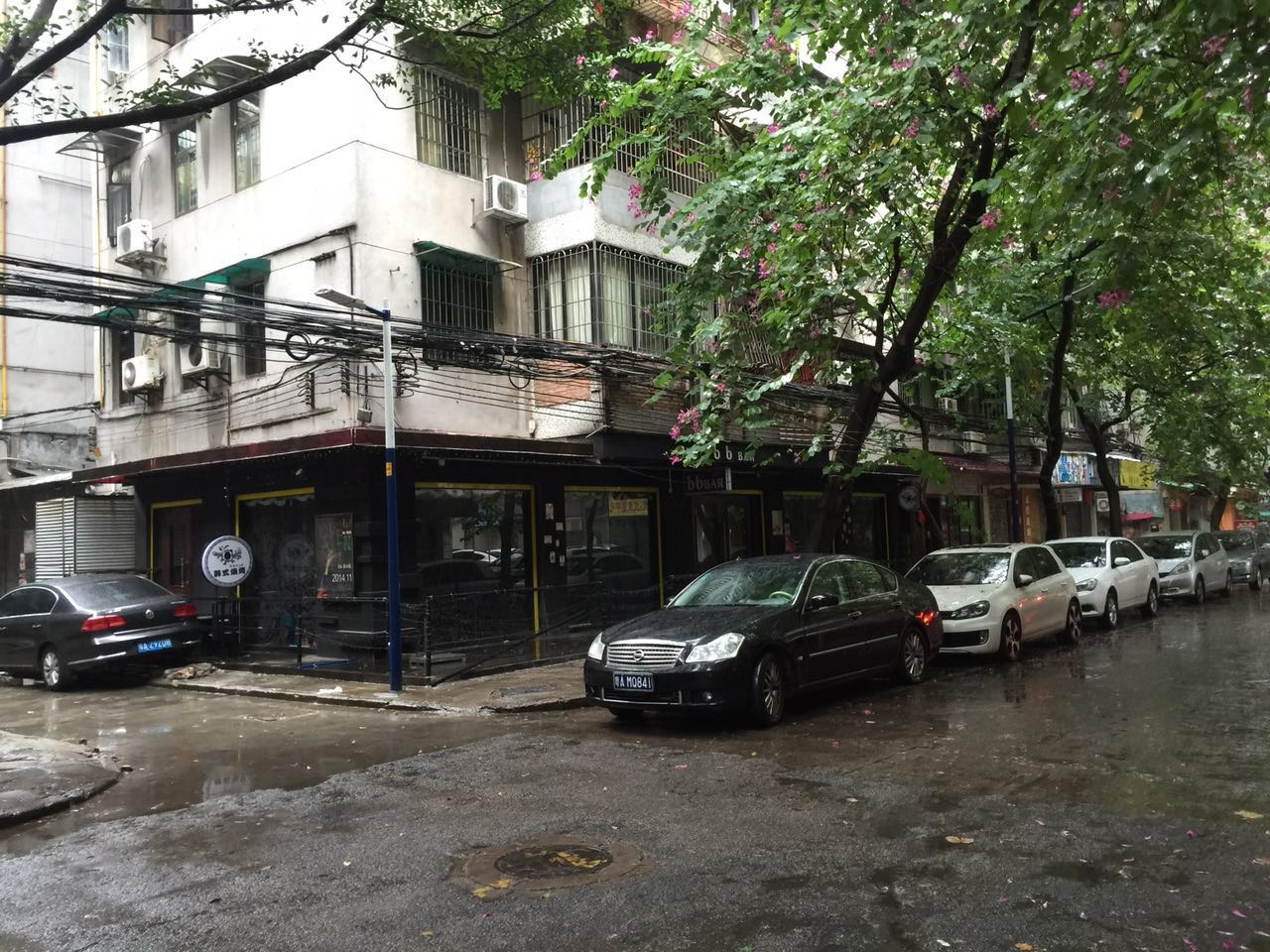 推推99广州房产网江南西紫金大街外景图