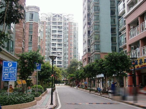 推推99广州房产网富力阳光美居出租房房源图片