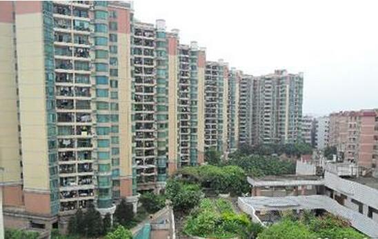 广州汇侨新城北区图片