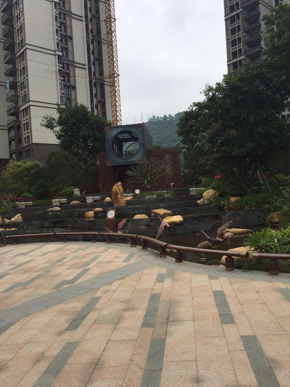 推推99广州房产网时代春树里外景图