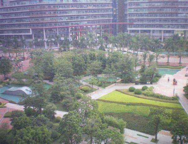 广州天安科技园外景图