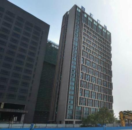 广州海伦堡·海汇广场外景图