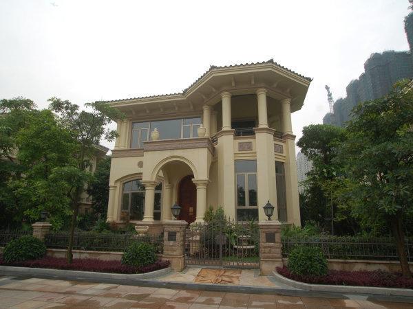 广州奥园越时代外景图