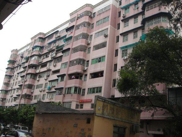 推推99广州房产网侨燕苑出租房房源图片