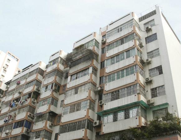 推推99广州房产网保利红棉花园外景图