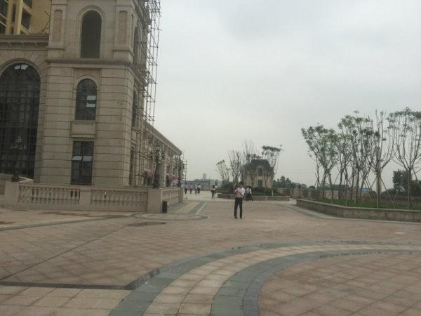广州浔峰花园外景图