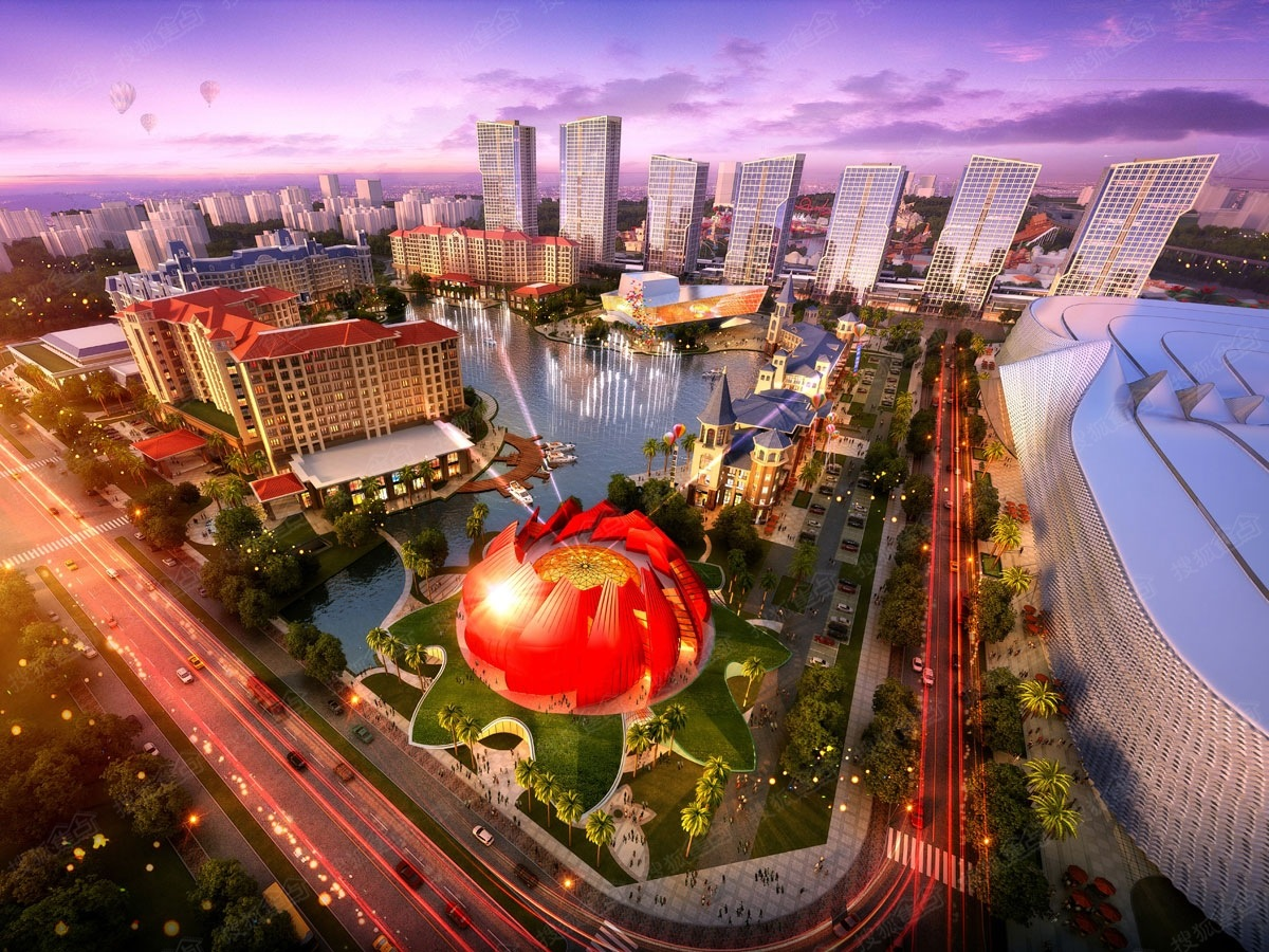 【多图】万达文化旅游城二手房,58万,万达旅游城 业主