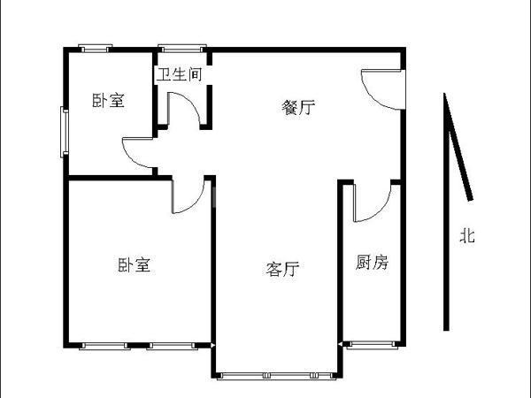 广州景泰新村户型图