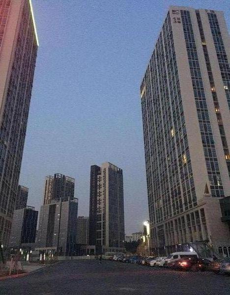 推推99广州房产网奥园城市天地外景图