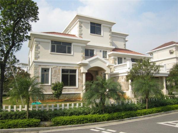 推推99广州房产网东方新世界外景图