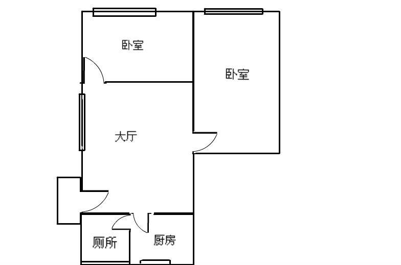 广州东升丽城花园户型图