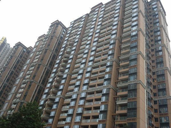 推推99广州房产网嘉裕公馆外景图