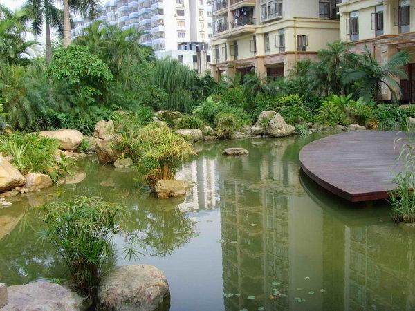 推推99广州房产网城市假日园外景图