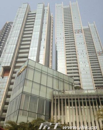 推推99广州房产网天銮外景图