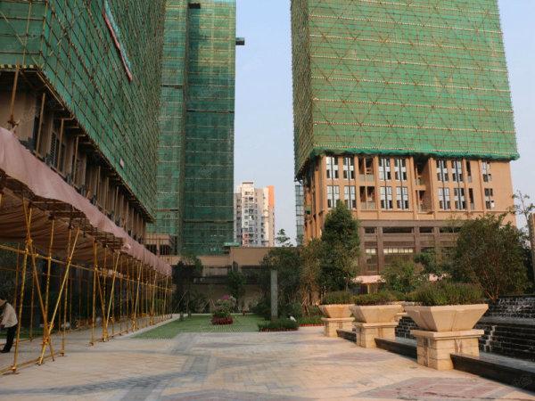推推99广州房产网新城国际寓外景图