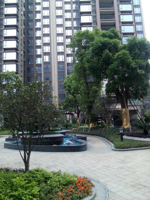 广州东怡新地外景图