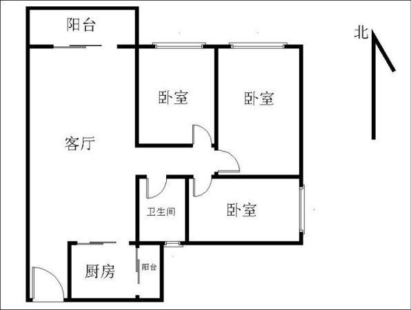 广州云逸苑户型图