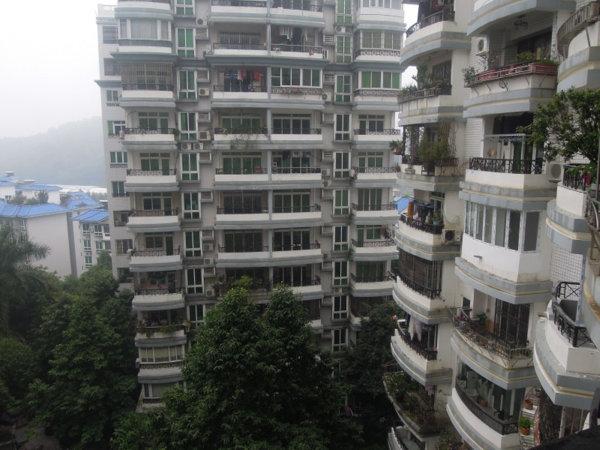推推99广州房产网春晖闲庭外景图