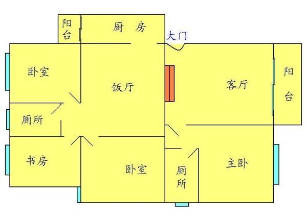 推推99广州房产网春晖闲庭户型图
