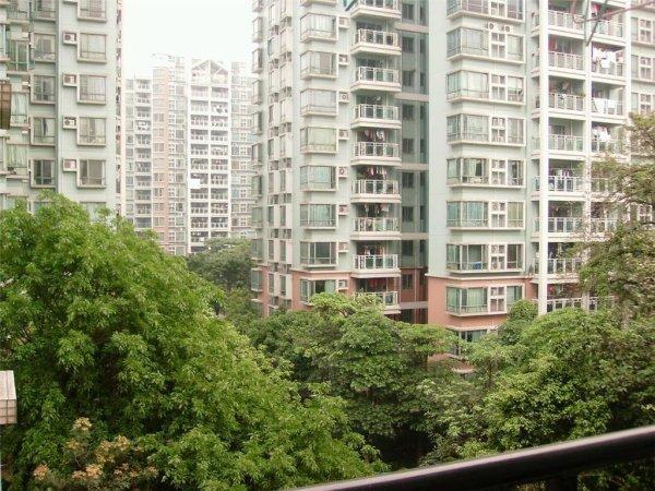 推推99广州房产网富力阳光美居外景图