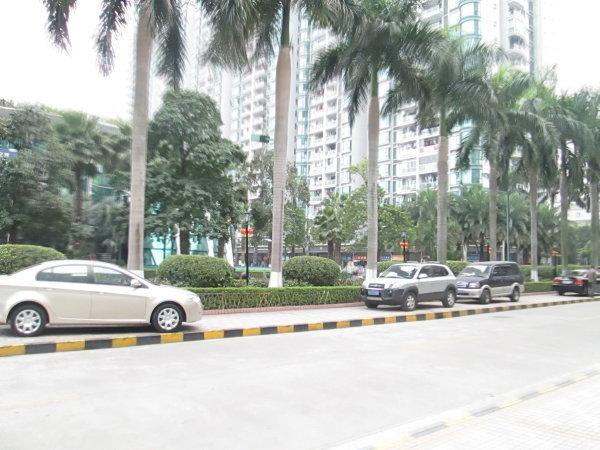 推推99广州房产网第三金碧花园外景图