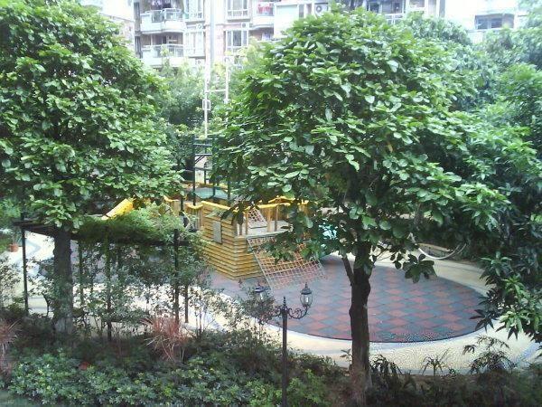 推推99广州房产网富力千禧花园三期外景图