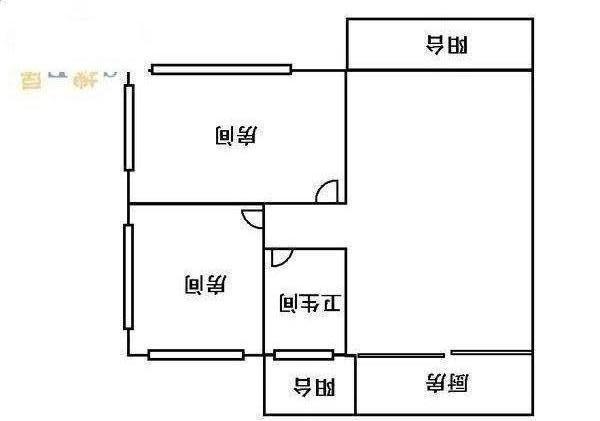 推推99广州房产网万盛苑户型图