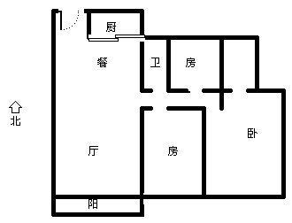 广州豪利花园户型图