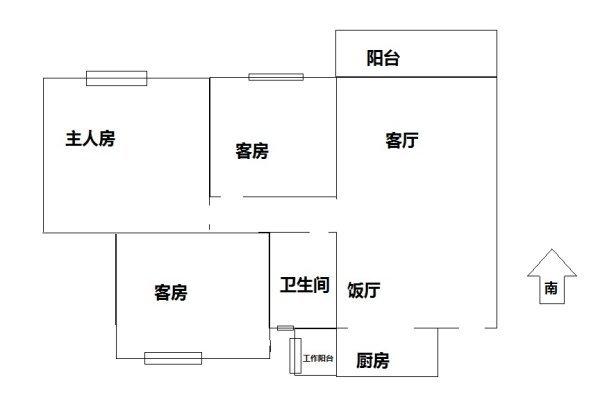 广州广州时代云图户型图