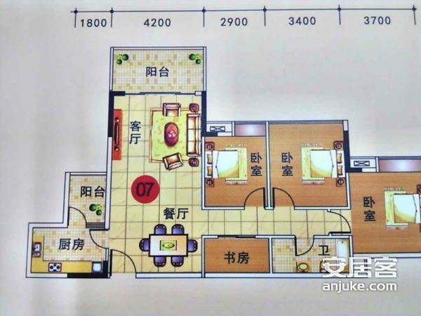推推99房产网广州出租房源图片