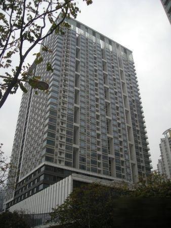 广州珠江新岸公寓外景图