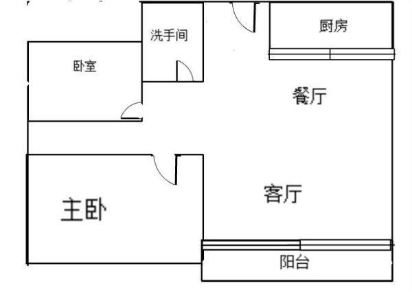 广州东方新世界户型图