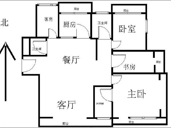 广州星河湾星苑户型图